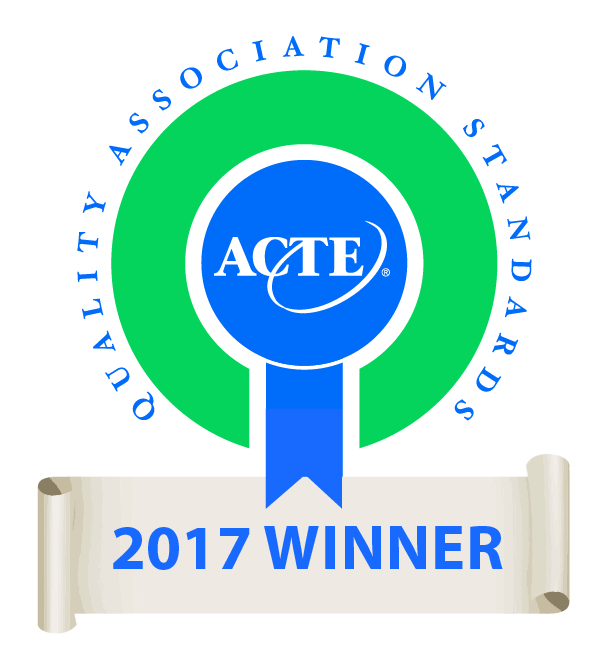 ACTE Quality Standards Award
